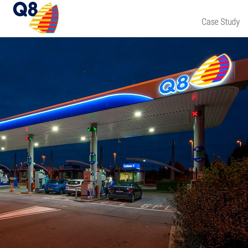 Q8 Capellen Luxenburg 1