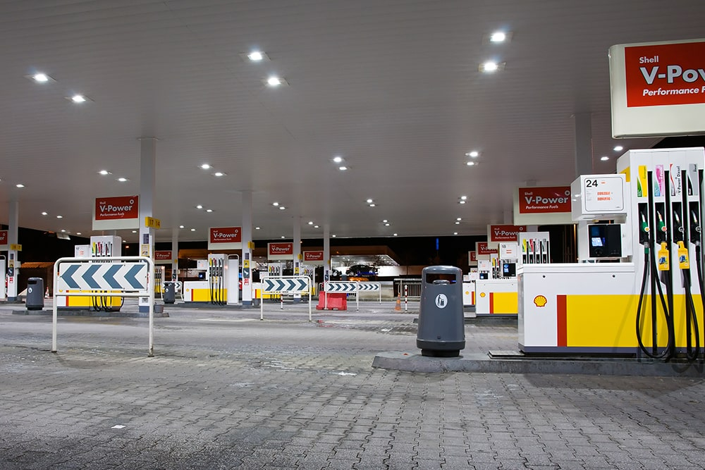 Shell Berchem LU 1