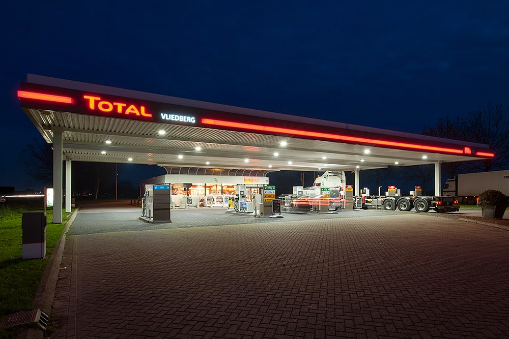 "Featured image for ""Your petrol station: well lit, safely lit"""