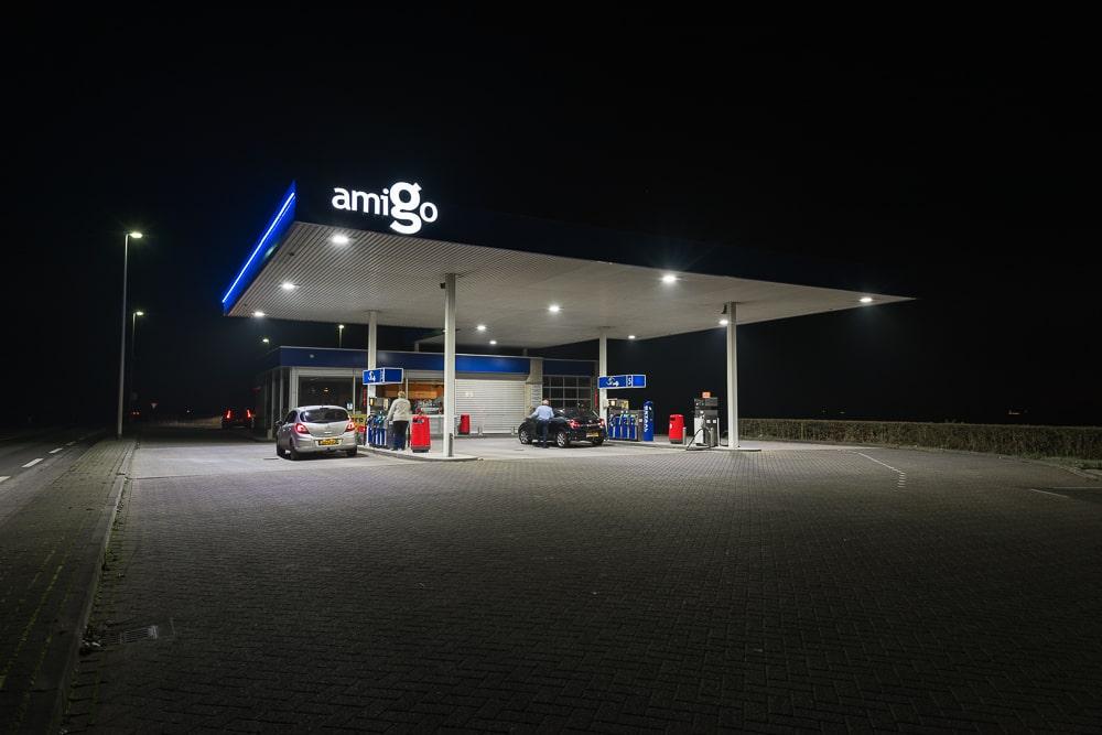 Amigo Tankstation